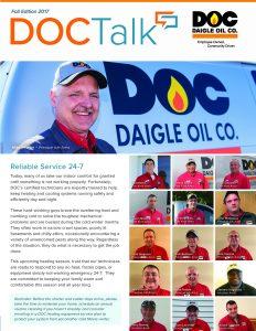 DaigleOil Newsletter